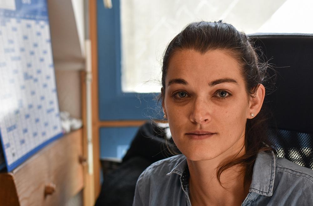 Julie Blégent, responsable web marketing de La Balaguère. - La Balaguère