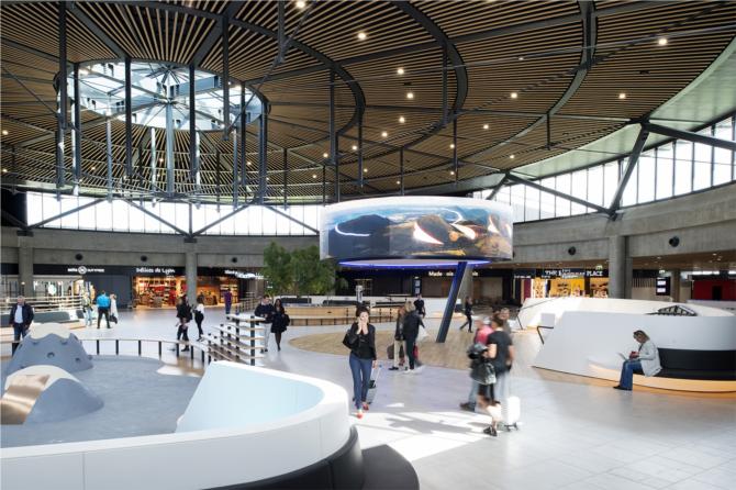Hard Rock Café s'installe à l'aéroport Lyon Saint-Exupéry