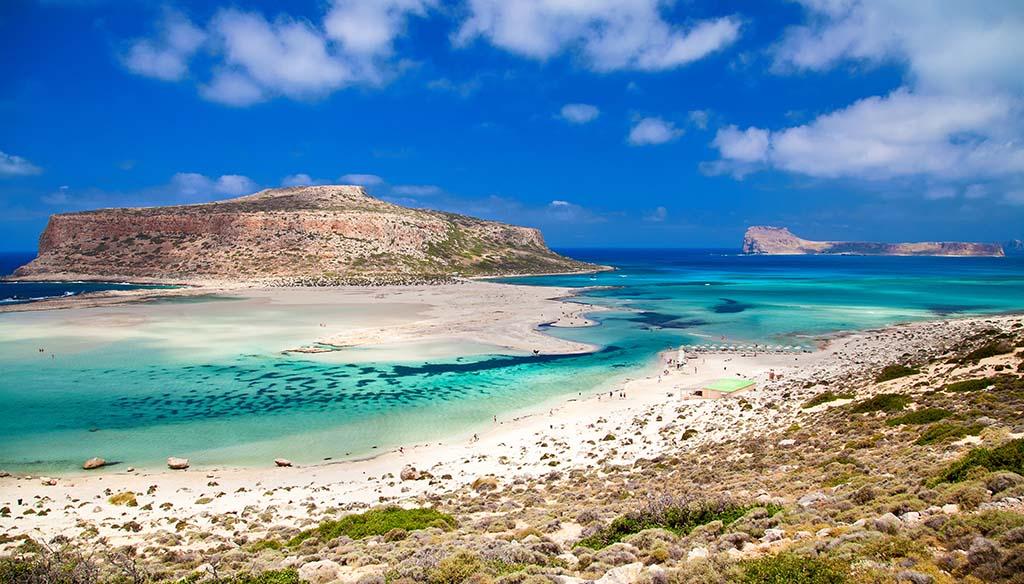 L'excursion à Gramvoussa est prévue au programme © Héliades