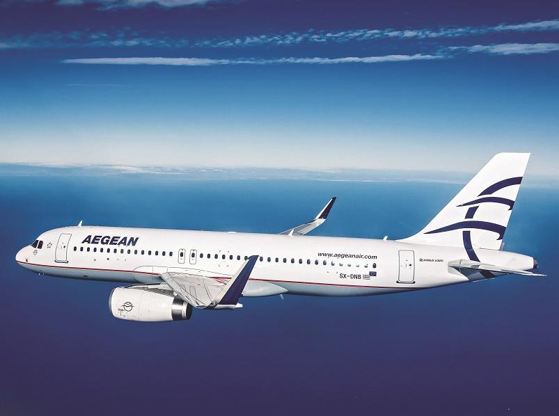 Aegean Airlines annonce des bénéfices net en hausse de 87% - crédit photo : Aegean Airlines