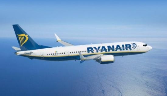 Ryanair adapte son programme de vols en raison de la grève le 22 mars 2018 - Photo Ryanair