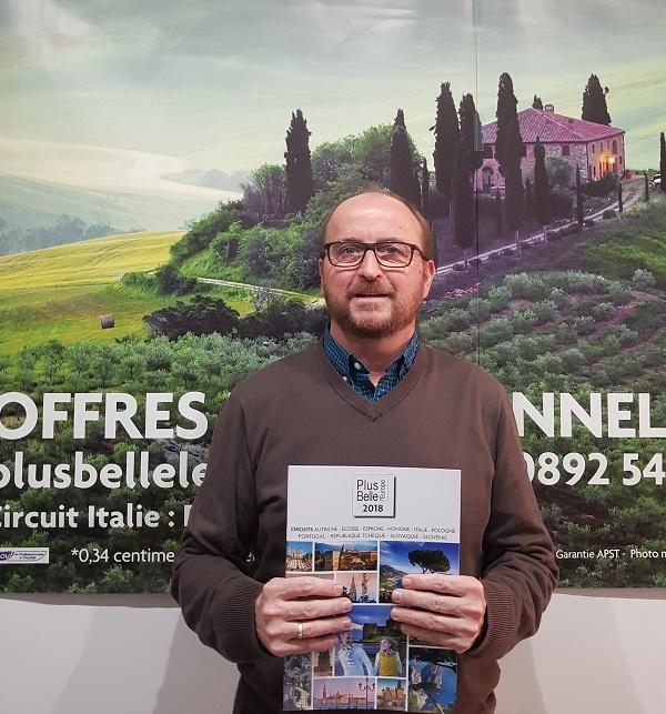 Plus belle l'Europe : Thierry Rabillon devient représentant pour le Grand Ouest
