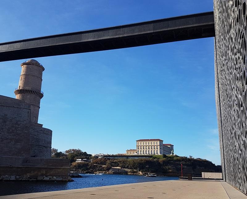 Le Ditex ouvrira ses portes demain mercredi à Marseille au Palais du Pharo - DR CE