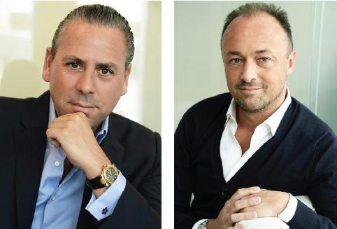 Olivier DELOUIS Président GEKKO Group et Stéphane de LAFORCADE Directeur Général GEKKO Group - DR