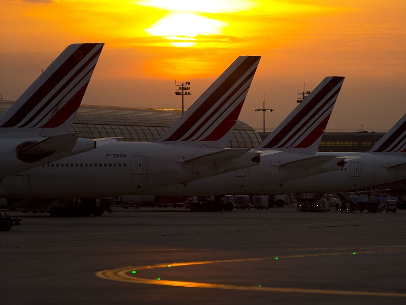 Air France rejoint la joint-venture KLM / Kenya Airways- DR Air France