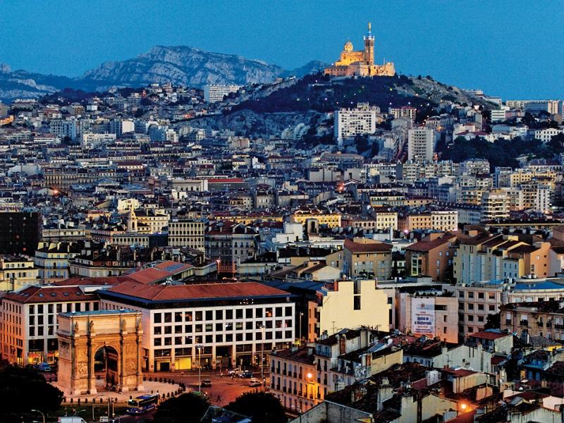 Marseille accueillera les rendez-vous en France 2019 - CRédit photo wikicommons / F. Laffont-Feraud
