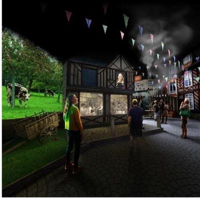 Ouverture de Calvados Experience, un nouvel espace sur l'histoire de la Normandie et sur la boisson régionale - Crédit photo : Calvados Experience