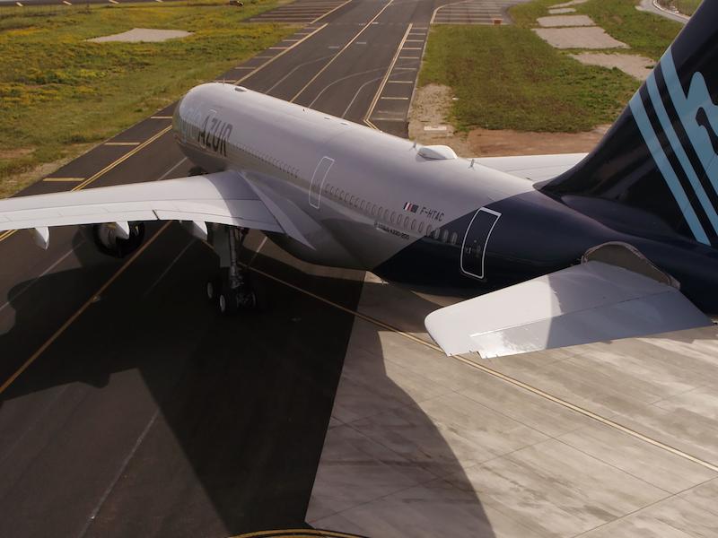 L'un des nouveaux A330 qu'Aigle Azur lancera sur le long courrier dès le mois de juin © Aigle Azur