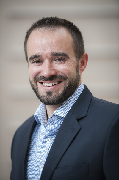 Alexandre Bachelier, nouveau Directeur Général de l'hôtel Palladia (Toulouse)