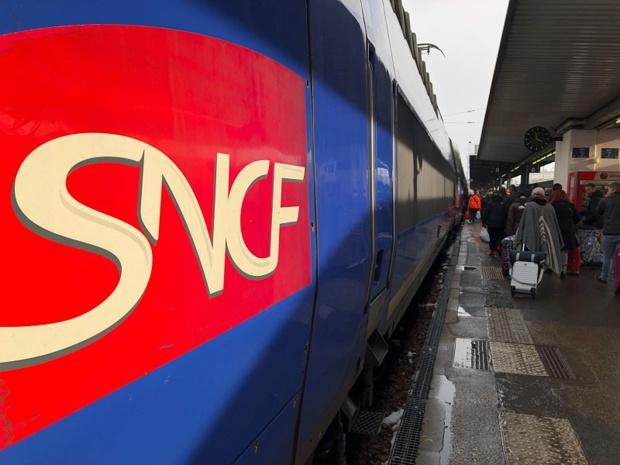 Près de 9 trains sur 10 supprimés pour la grève du 3 avril 2018 - crédit TourMaG JdL