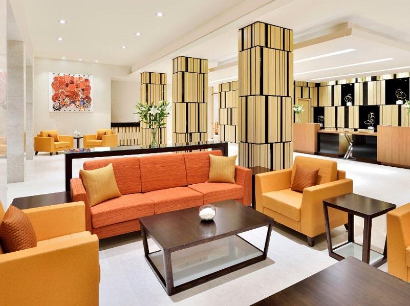 Le Fairfield Inn Amristsar en Inde - crédit photo Marriott Fairfield Inn Amristsar
