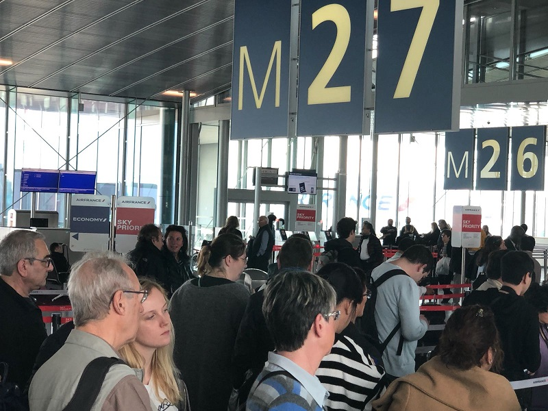 Grève Air France : 70% du programme de vol assuré