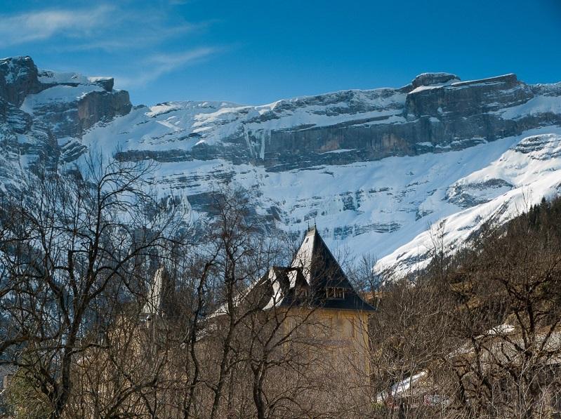 Le taux d'occupation d'hébergement locatif en Pyrénées augmente de quasi 5% cet hiver - Photo Domaine public