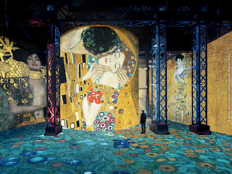 Sur les traces de Klimt, quand Vienne vient à Paris