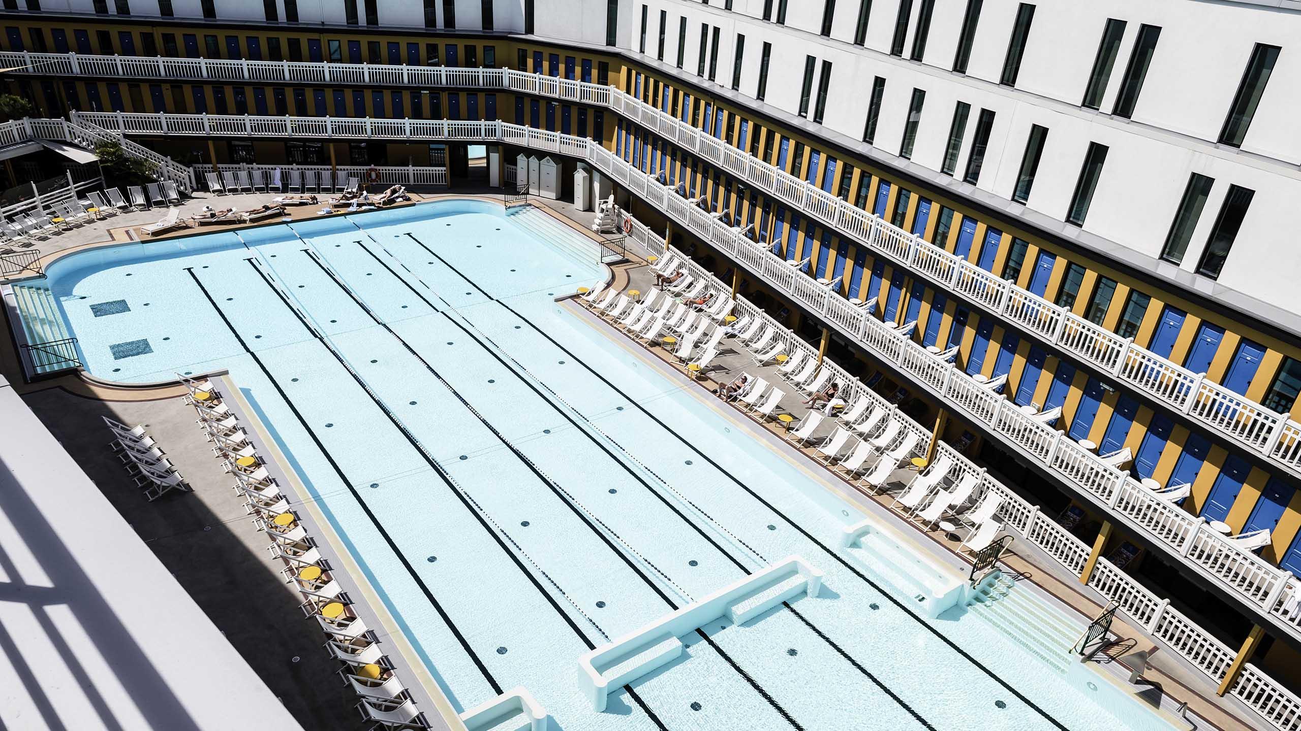 L'hôtel Molitor fait partie des établissements partenaires de la plateforme staycation.fr - Staycation