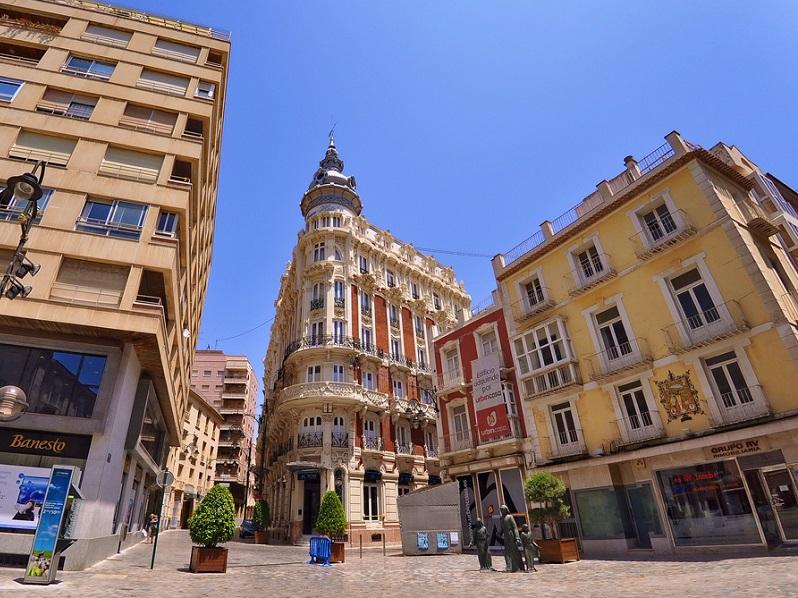 Murcia est au coeur de la Manga - photo : creative commons - enrique freire
