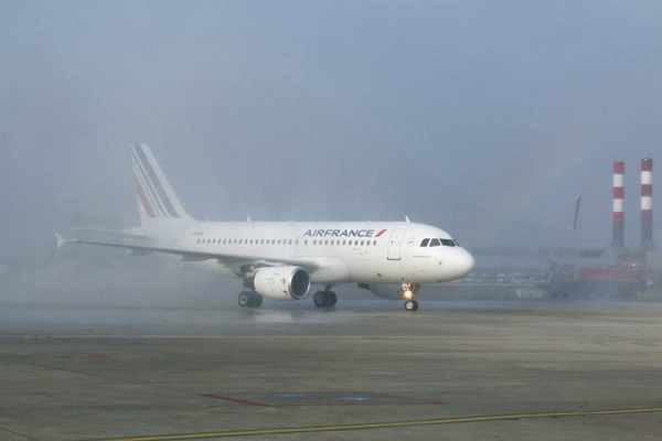 La direction d'Air France invite les grévistes à des négociations les 12 avril 2018 - Crédit photo : Air France