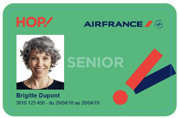 DR HOP! Air France