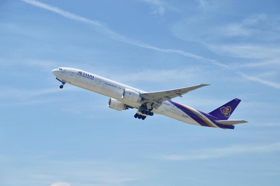Place à une nouvelle politique tarifaire. Thaï Airways a supprimé en février la surcharge carburant pour l'ensemble des destinations au-delà de Bangkok, en Asie du Sud - Photo Thaï Airways Facebook