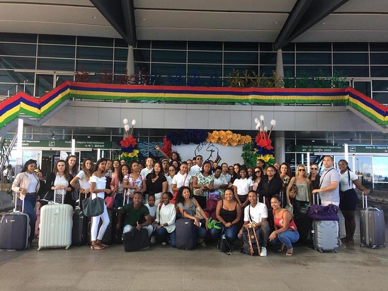 Eductour 2018 BTS Tourisme Réunion - photo DR BTS Tourisme, Lycée Évariste de Parny - la Réunion