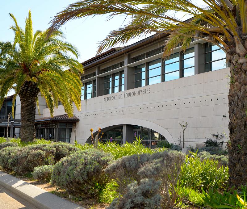 Aéroport Toulon- Hyères - DR