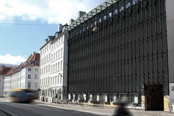L'Herman K ouvrira en juin 2018 - Crédit photo : Brochner Hotels