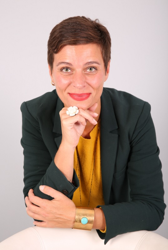 Carole Badorc, fondatrice de Mon Plan Voyage - DR