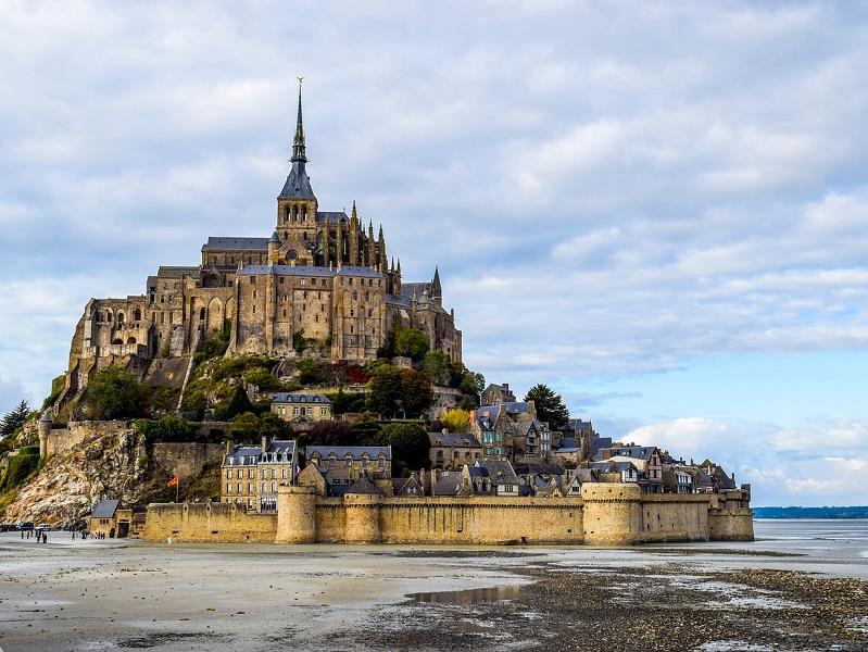 Mont st Michel - creative commons