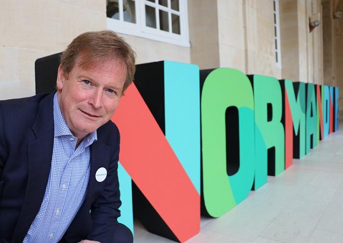 Michael Dodds est le nouveau directeur du CRT Normandie - Copyright CRT Normandie