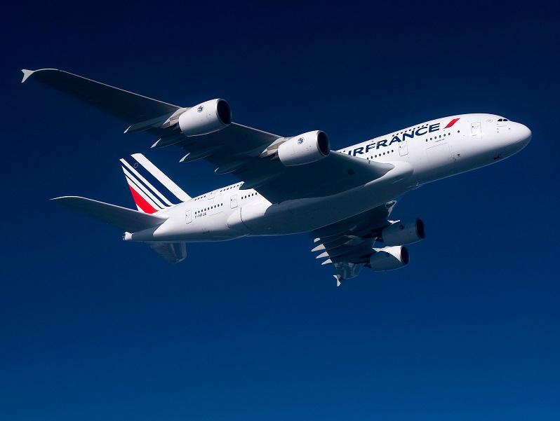 DR :  LEROUX Christophe pour Air France