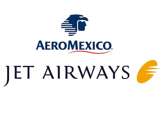 Jet Airways et Aeromexico en partage de code - DR