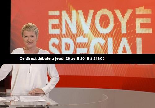 Elise Lucet présentera Envoyé Spécial - DR France 2