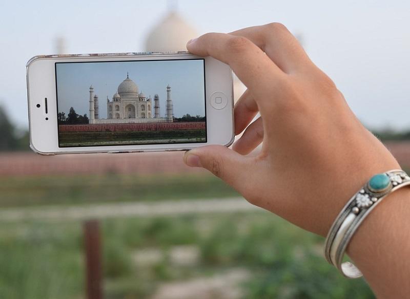 Le gouvernement indien a limité le nombre de visiteurs quotidiens pour la visite du Taj Mahal classé patrimoine de l'humanité par l'UNESCO - Photo Evelyneviret Pixabay