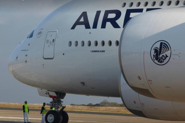 L'intersyndicale d'Air France rejoint le mouvement des pilotes pour les 4 jours de grève début mai 2018 - © AF FB