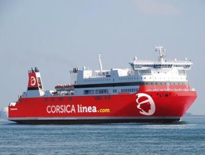Le Vizzavona sera le 7eme bateau de la flotte - Crédit photo : Corsica Linea