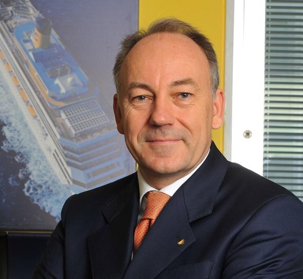 Norbert Stiekema nouveau directeur de la stratégie et du numérique au sein de Costa Croisières - Photo DR Costa