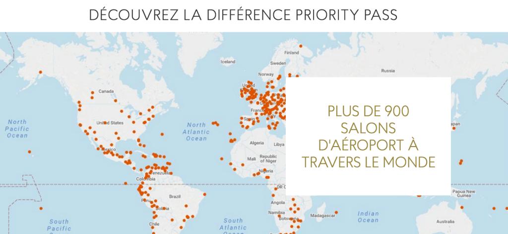 Lounges : Priority Pass vous donne accès à plus de 1000 salons à travers le monde
