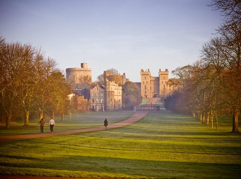 Le prince Harry et sa fiancée Meghan Markle se diront « oui » le 19 mai 2018 au château de Windsor - Doug Harding Photography VisitEngland