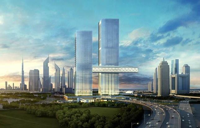 One Za'abeel devrait ouvrir ses portes en 2020 à Dubai - DR