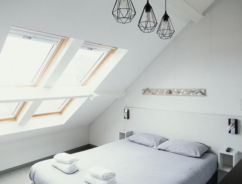 La résidence Smart Appart Saint-Nazaire sera composée de 31 logements équipés de kitchenette et d'une salle d'eau - DR : Smartappart