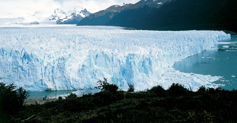 Glacier Perito Moreno. DR Institut National de Promotion Touristique d'Argentine