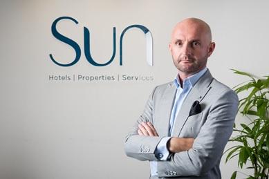 Alexandre Hulen nommé au poste de vice-président sales & marketing. - DR