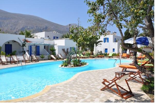 Héliades ouvre un club sur l'île d'Amorgos, le Club Héliades Lakki Village 3* - Crédit photo : Héliades