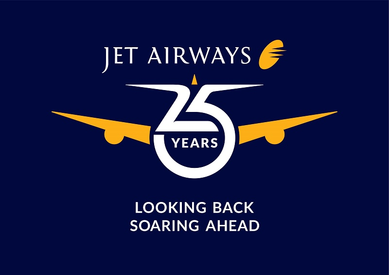 La compagnie indienne a 25 ans - DR Jet Airways