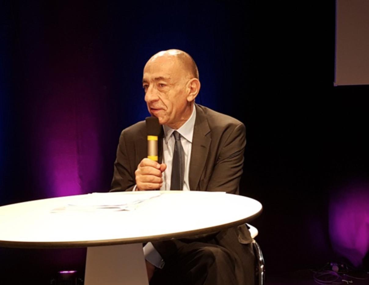 Jean-Marc Janaillac quittera la présidence d'Air France-KLM le 15 mai, après moins de deux ans de mandat © CE