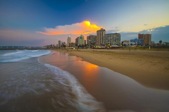 Pour les voyageurs d'affaires, cumuler business et bleisure n'a jamais été aussi facile à Durban /photo BA