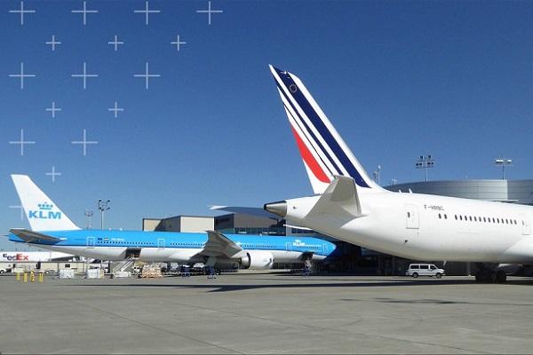 Pour Julien Bottenmuller, fondateur du Collectif Tous Air France, la compagnie doit s'inspirer de KLM pour sortir de la crise - DR : compte twitter @AirFranceKLM