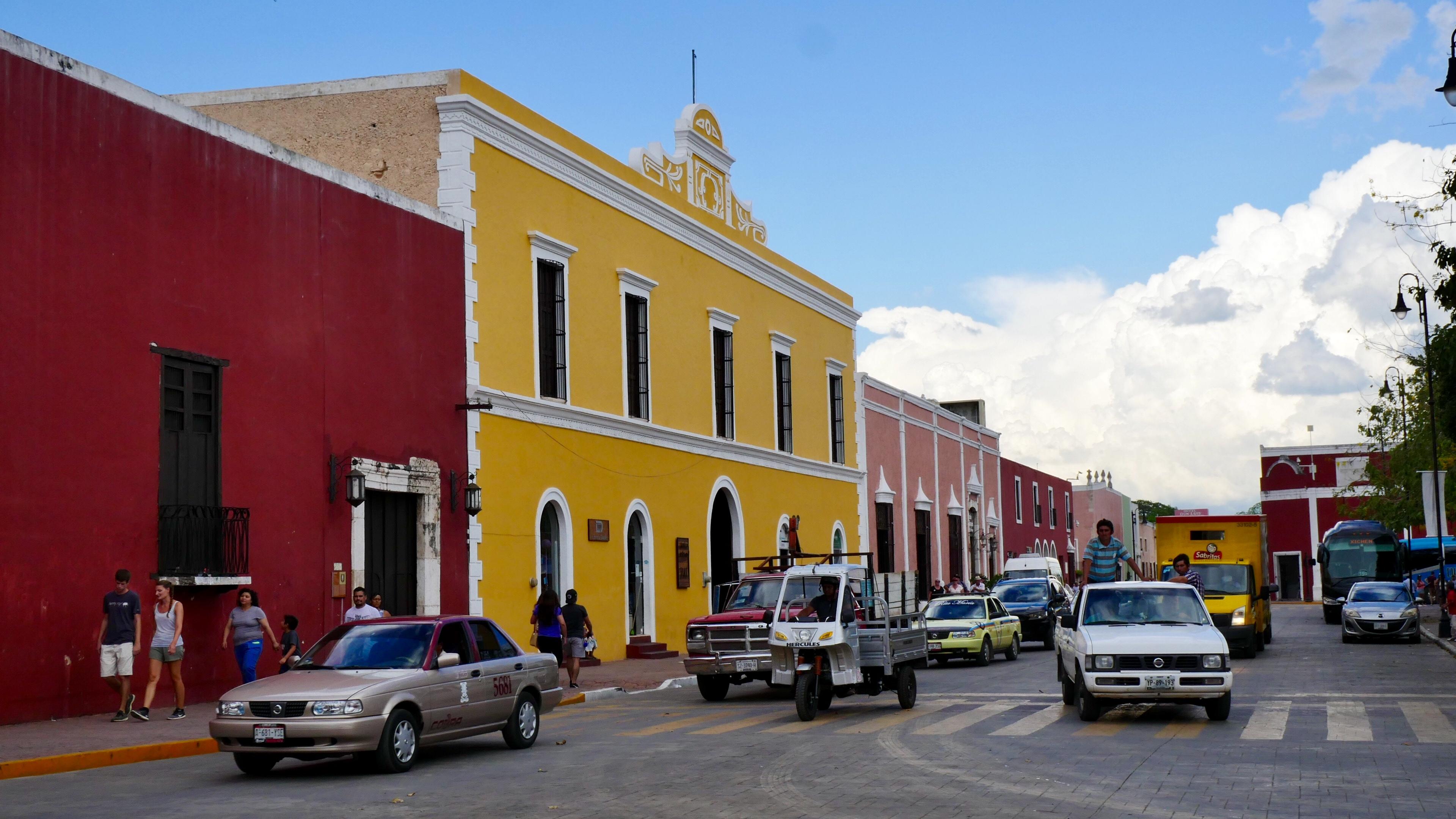 La colorée Valladolid © Laurie Medina