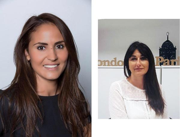 Nora Habib (à gauche) et Nathalie Auriach (à droite) rejoignent le Groupe Linea Voyages