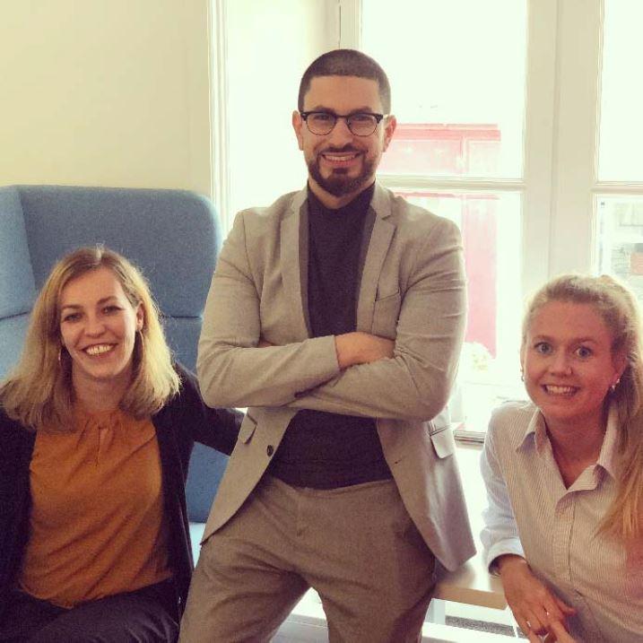 Jonathan Damani, dfirecteur des ventes, sera épaulé par Céline David et Pauline Boruszewski - DR Suntrade